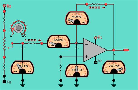 transistor lifier swf opmap animations operational lifiers