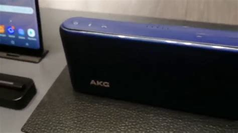 akg s30 bluetooth speaker for galaxy note8