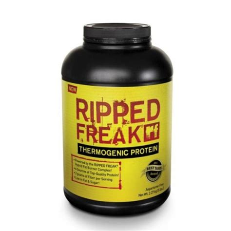 Whey Ripped Freak document moved