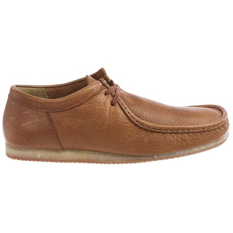 wallabee shoes for clarks wallabee run leather shoes for save 55