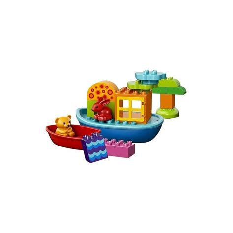 lego boat build lego duplo 10567 duplo toddler build and boat fun set new