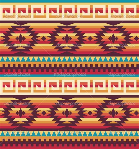 tribal indian pattern free southwest clip art designs native american pattern