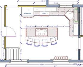 Kitchen Design Blueprints Craftman Kitchen Floorplan Design Manifestdesign Manifest