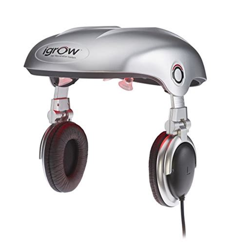 igrow hands free laser led light therapy hair regrowth system review on some of the best red light therapy for hair