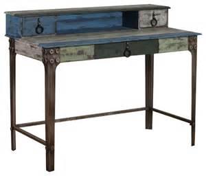 powell calypso desk contemporary desks writing