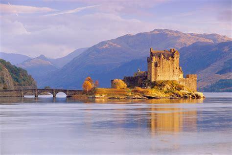 most beautiful english castles escocia fantasma a fantasma eilean donan castle y su