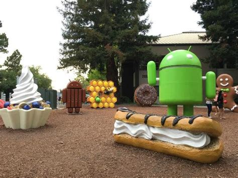 android statues electric car charger station solar powered by picture of android lawn statues