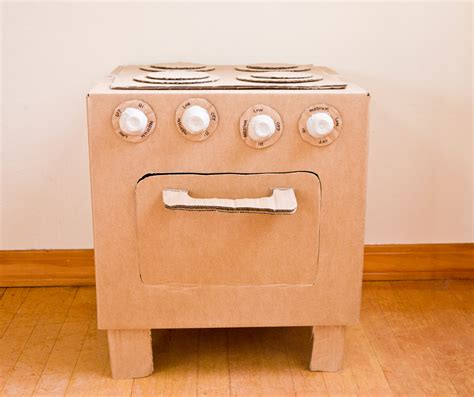 How To Make A Paper Oven - cardboard box oven blogher