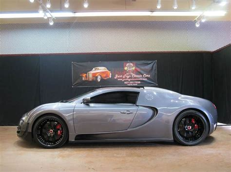 classic bugatti veyron your 82k veyron replica is here