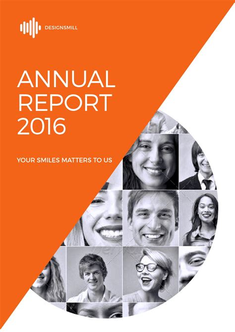 microsoft publisher annual report template annual report 2016 by designsmill issuu