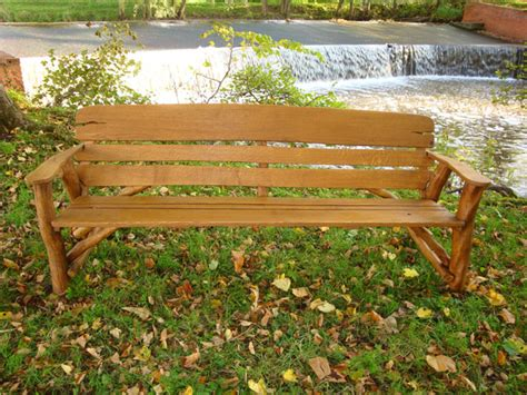 oak memorial benches memorial benches rustic oak bench 2200