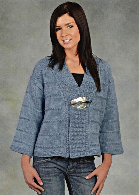 knitting pattern kimono jacket patterned kimono jacket knitting pattern halcyon yarn