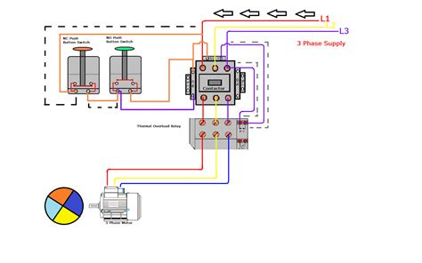 direct starter animation diagrams electrical