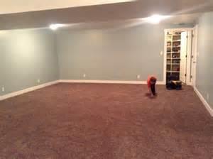 Help carpet is too dark kids basement rec room
