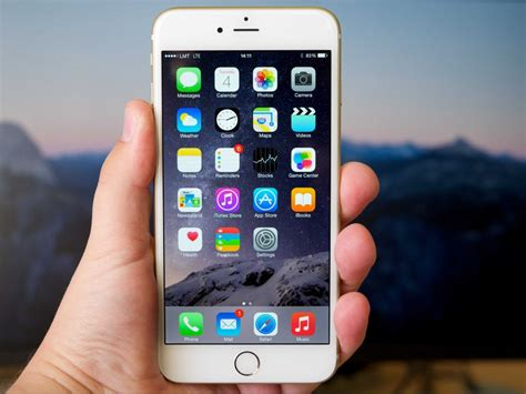 yahoo email won t update on iphone 6 apple s new iphone update is making the home screen