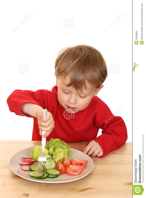 vegetables boys boy and vegetables stock photo image 2485840