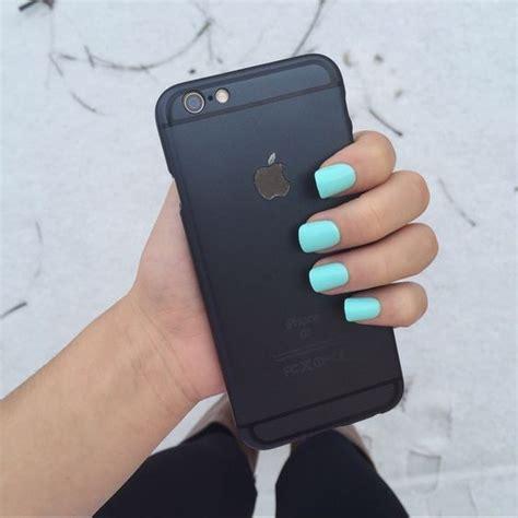 Slim Black Matte For Iphone 5 6 7 8 Xiaomi Smartphone X 2 matte black iphone 6 6s phone boutique