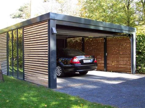 carport glas home design black minimalist design ideas carport with