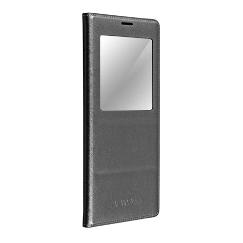 Flip Cover View Samsung Note 4 samsung s view flip cover for samsung galaxy note 4 ebay