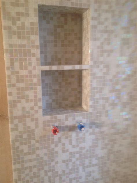 idea doccia doccia mosaico foto doccia in mosaico idea casa