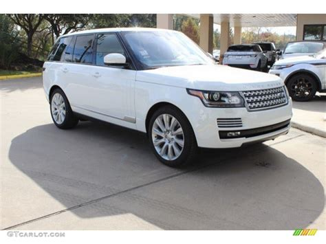 land rover white 2016 2016 fuji white land rover range rover supercharged