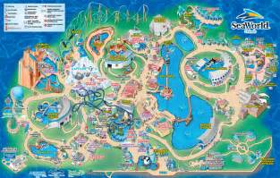map of sea world florida seaworld park information and guide map for seaworld orlando