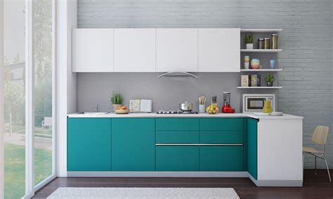 Best Price On Kitchen Cabinets by Livspace Com