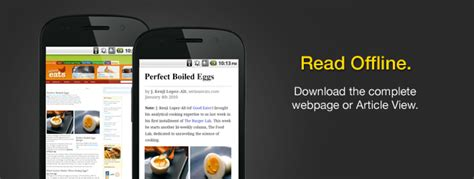 how to read offline read it later free for android 171 pocket