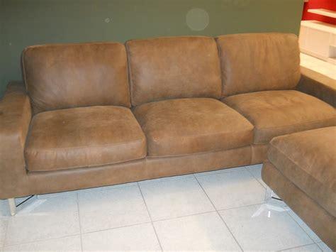 divano vintage pelle divano rosini pelle di bufalo scontato 53 divani