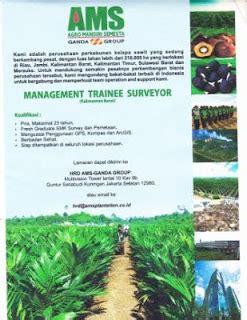 klik di sini lowongan pekerjaan lulusan smk di pt agro