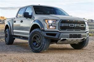 Ford F150 2017 Ford F 150 Raptor Supercrew Look