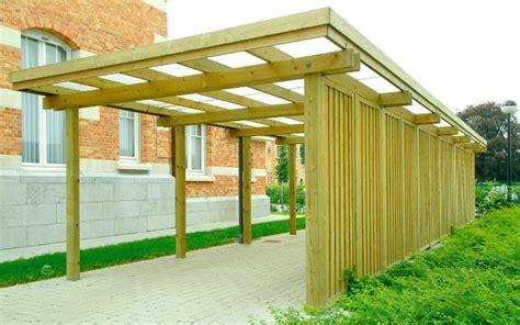 costruire una tettoia come costruire una tettoia per auto tettoie e pensiline