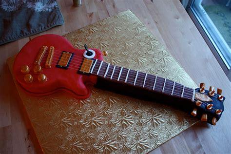 14 Awsome Guitar Cake Templates Designs Free Premium Templates Guitar Cake Template