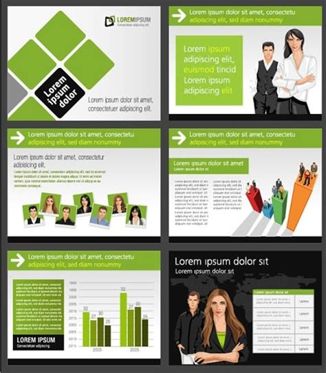 eps format in powerpoint business ppt template vector free vector in encapsulated