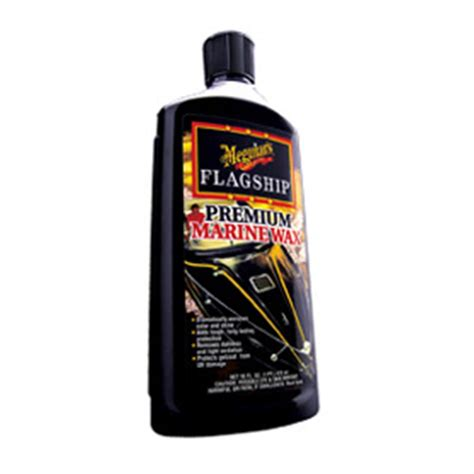 meguiars boat cleaning products meguiar s premium wax 16 ozs 160932 cleaning supplies