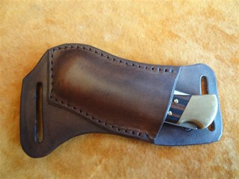 horizontal carry knife horizontal carry knife sheath leather working