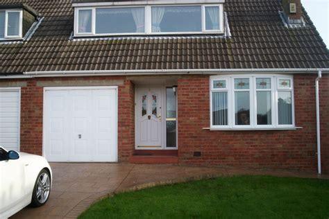 Partial Brickup The Garage Door Opening Lintel Mods Garage Door Lintel