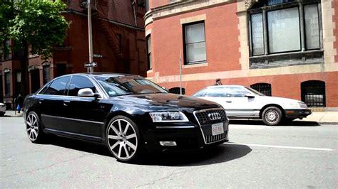 Audi A8 Getunt by Mtm Tuned V10 Audi S8 In Boston Hd