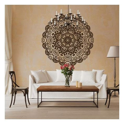 3d Stickers For Walls wall decoration stickers mandala