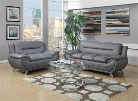 Grey Leather Living Room Set Smileydot Us Grey Living Room Set