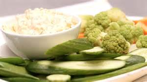 Garden Veggie Dip Recipe Video Martha Stewart Garden Vegetable Dip
