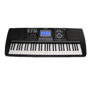 Keyboard Piano Techno T9890i daftar harga keyboard musik murah november 2017