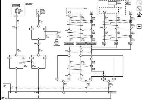 2011 chevy silverado backup wiring diagram wiring