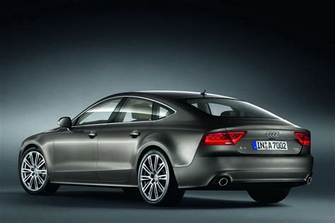new audi a7 new audi a7 sportback official details and 106 high res