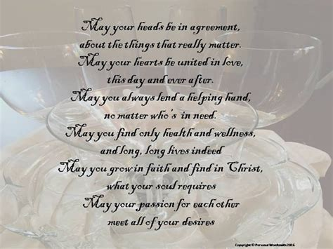 a wedding blessing toast digital print downloadable marriage - Wedding Blessing For