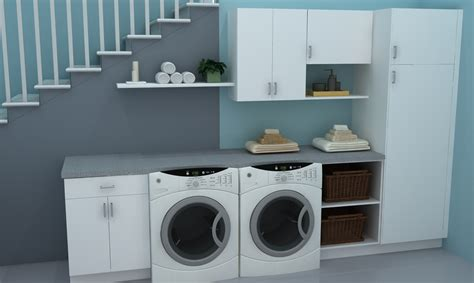 Ikea Laundry Room Cabinets Useful Spaces A Practical Ikea Laundry Room