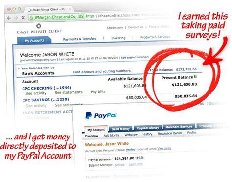 High Paying Surveys For Cash - take surveys for cash review how to get high paying surveys home