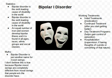 facts about mood swings dnr gce portfolio bipolar disorder how does it feel