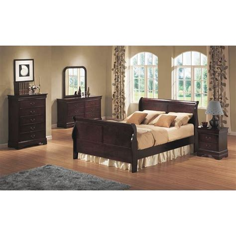 5 bedroom sets bordeaux 5 bedroom set 328 5pcset furniture