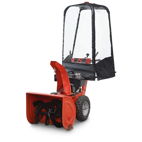 guide gear snow blower cab 225039 snow blowers cabs